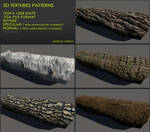 Free 3D textures pack 22