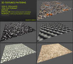 Free 3D textures pack 23