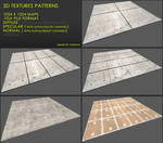 Free 3D textures pack 29