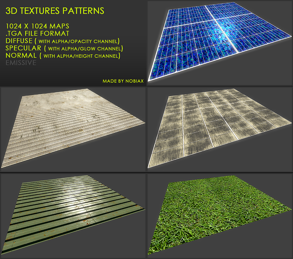 Free textures pack 32