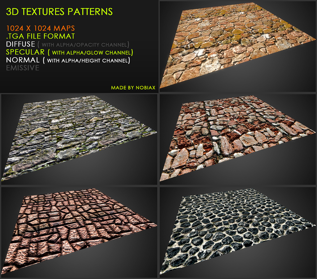 Free textures pack 35