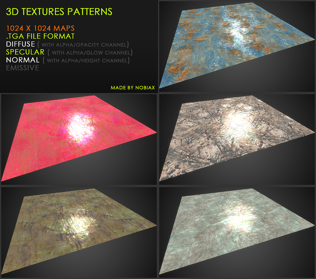 Free textures pack 42
