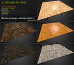 Free 3D textures pack 44