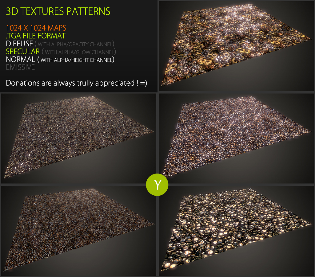Free textures pack 51