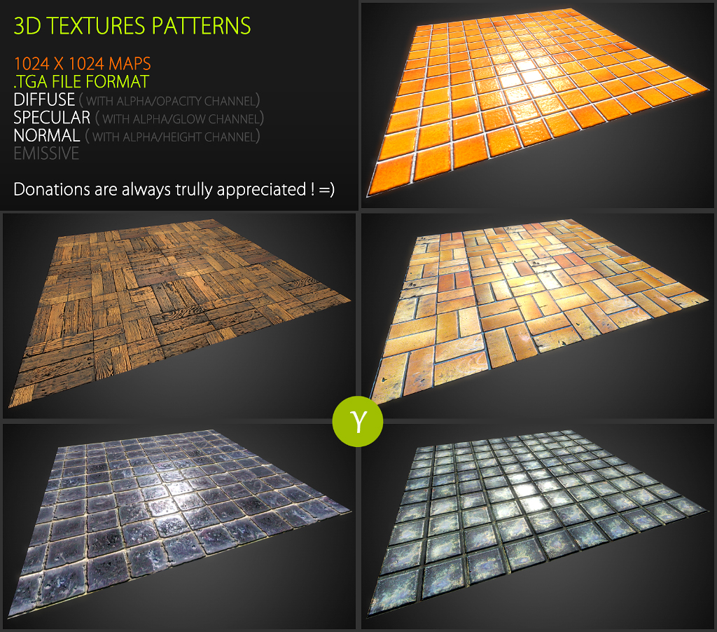 Free textures pack 54
