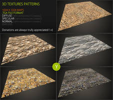 Free Textures Pack 56 by Yughues