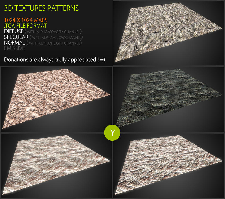 Free textures pack 58 by Nobiax