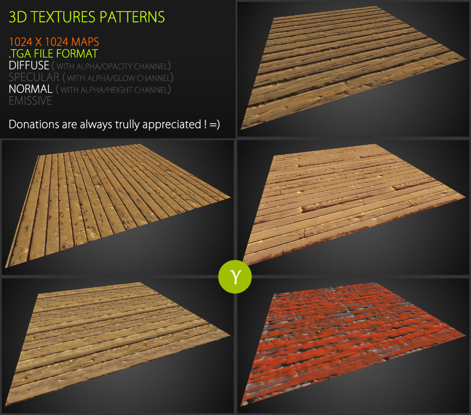 Free Textures Pack 62 by Nobiax