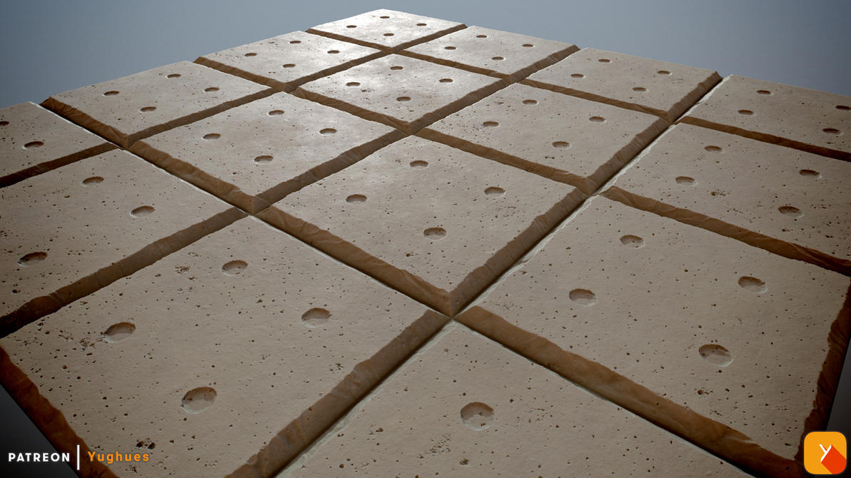 [Free] Yughues Free Concrete Texture by Yughues
