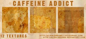 Caffeine Addict Icon Textures by alien-dreams