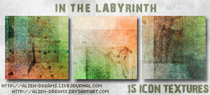 In the Labyrinth Icon Textures