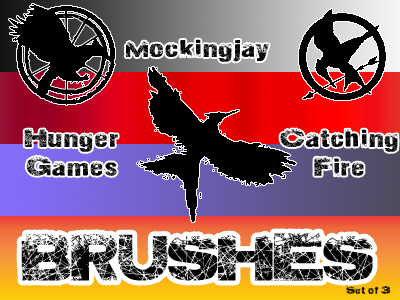 Hunger Games Capitol Seal Vector Hunger games brushes by Hunger Games Capitol Seal Vector