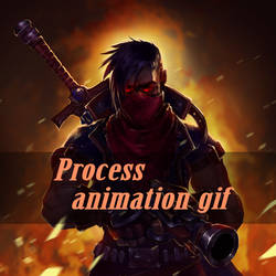 gunfire process