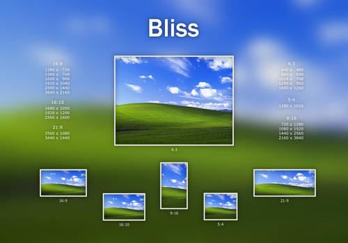 Bliss - Windows XP 15th Anniversary Edition