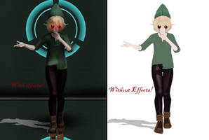 {MMD X Creepypasta} BEN Drowned {Model DL} by Jasper-SeahorseKing