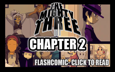-The Mighty Three- Chapter 2 by s0s2