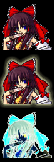 Reimu Win7 Start Orb - RQ by Paiseh
