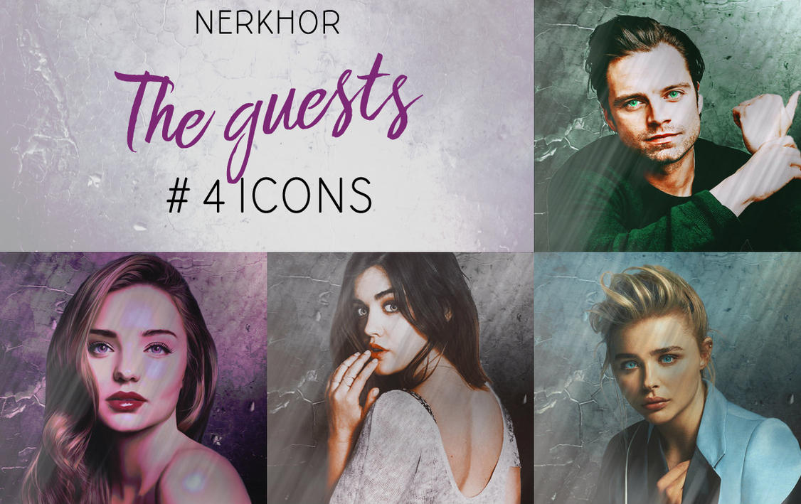 Icons Fantasy by nerxhor