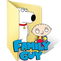 Family Guy Folder Icon By Ex6 On Deviantart