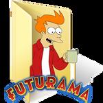 Futurama Folder Icon