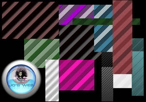 Stripe Patterns by gojol23
