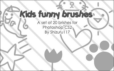 Funny Brushes by Shizuru117