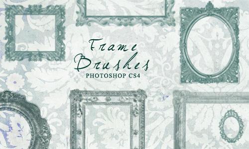 Frame brushes by Shizuru117