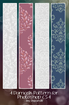 4 Damask Pattern by Shizuru117