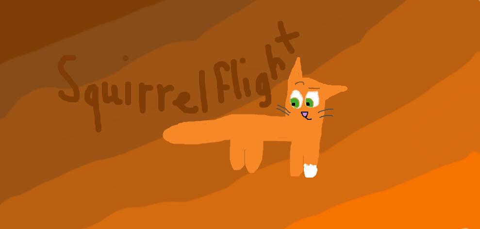 Squirrelflight by Avraplikesstuff