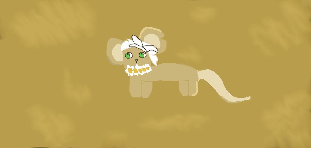 My transformice character. by Avraplikesstuff