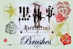 Kuroshitsuji II PS Brushes