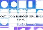 C-M Icon Brush Set 001