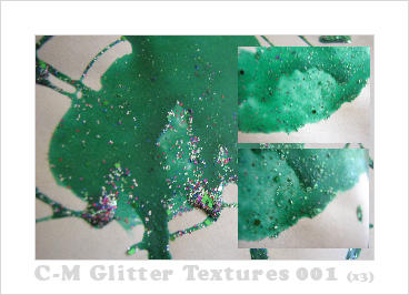 C-M Glitter Textures 01 by crowned-meadow