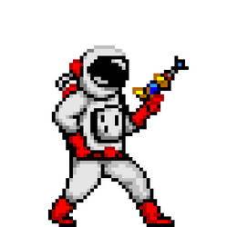 Perry, Fastest Gunslinger in Earth Republic Space