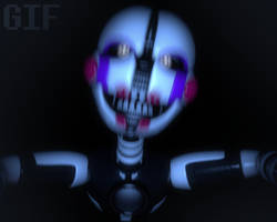 Funtime Puppet's Jumpscare