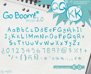 Go Boom 2.0 by Mgl-23