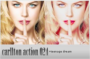 Carllton action 024 by Carllton
