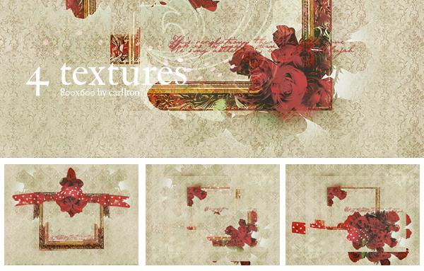 4 textures 800x600 : 2 by Carllton