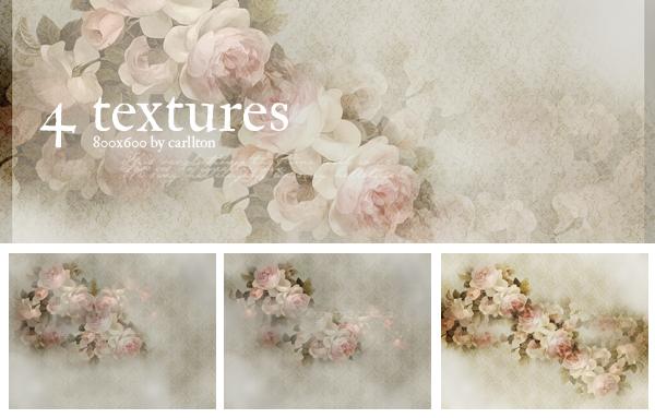 4 textures 800x600 : 4 by Carllton