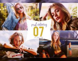 PSD coloring : 7 by Carllton