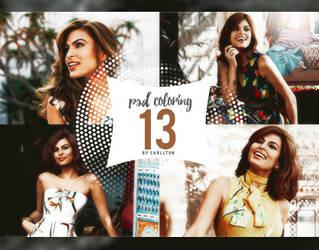 PSD coloring : 13 by Carllton