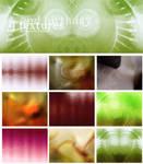 4 textures 800x600 : birthday pack