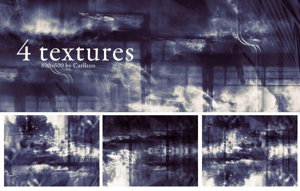 4 textures 800x600 : 20 by Carllton
