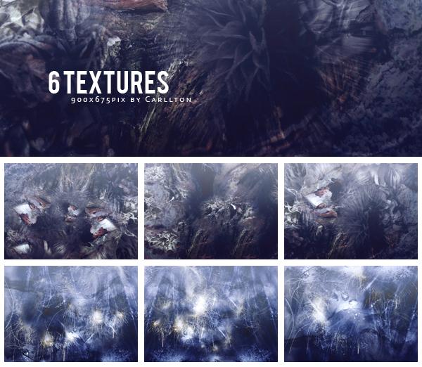 6 textures 900x675 : 27 by Carllton