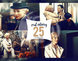 PSD coloring : 25 by Carllton