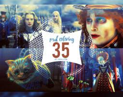PSD coloring : 35 by Carllton