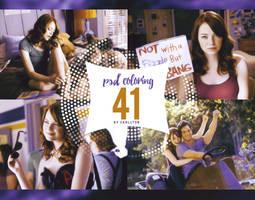 PSD coloring : 41 by Carllton