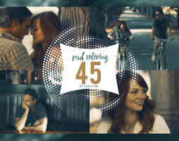 PSD coloring : 45 by Carllton
