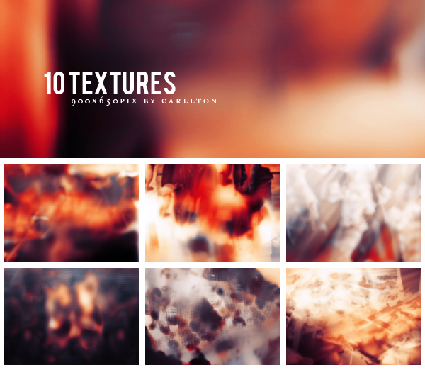 10 textures 900x650 : 35 by Carllton