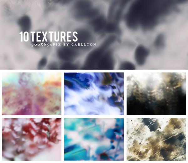 10 textures 900x650 : 36 by Carllton
